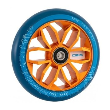 MGP MGP ALU Kern 120mm Rad Orange Blau