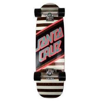 "Santa Cruz Santa Cruz Street Skate 29"" Cruiser brown"