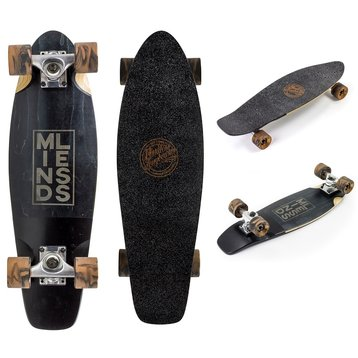 Mindless Cruiserboard Daily Stained III Black