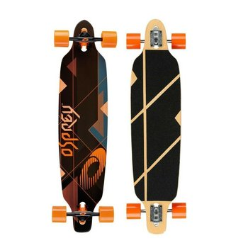 "Urban Beach Fischadler 39 ""Nexus Drop Through Longboard Orange"