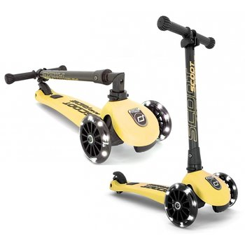 Scoot and Ride Scoot and Ride Highwaykick 3 yellow