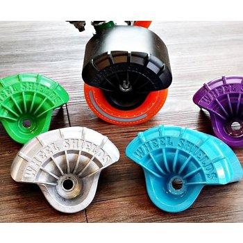 Noname Wheel Shields longboard blue