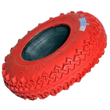 Kheo Kheo wiel 8 inch compleet rood