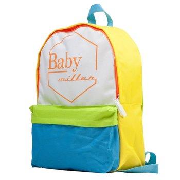 Baby Miller Baby Miller BackPack Colormix