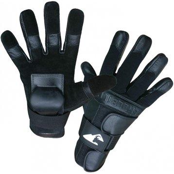 Hillbilly Hillbilly Wrist Guard Gloves - Full Finger M