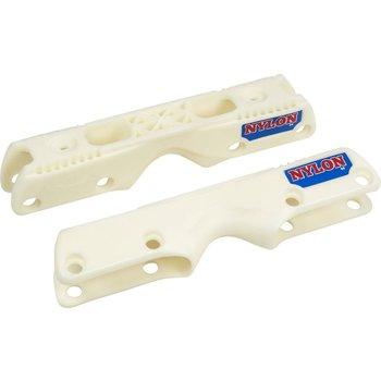 Kaltik Kaltik aggressive skate frame white M/L