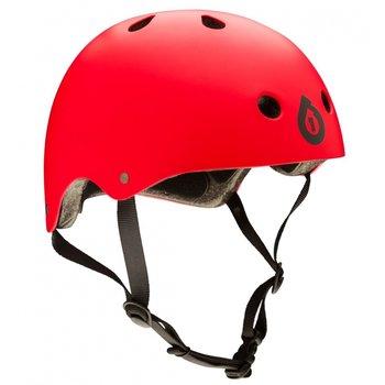 661 661 dirt lid helm rood M +/- 56cm