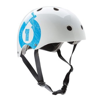 661 661 dirt lid helm white cyan