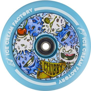 Chubby Melocore Chubby Melocore Set Wielen - Ice Cream Factory