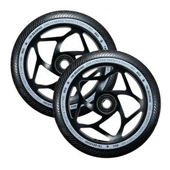 Blunt SET Blunt Tri Bearing 120mm wielen Black black