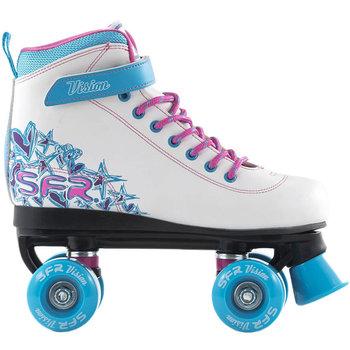 SFR SFR Vision-Skates Weiß / Blau Größe 37
