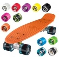 Ridge Retro boards 22 inch Orange deck