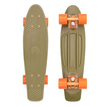Penny Penny Board 22 Burnt Olive