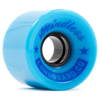 Mindless Mindless cruiser wielen 60mm licht blauw