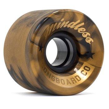Mindless Mindless cruiser wielen 60mm swirl bronze