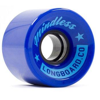 Mindless Mindless cruiser wielen 60mm donker blauw