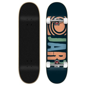Jart Jart Classic skateboard 31.6 black multi