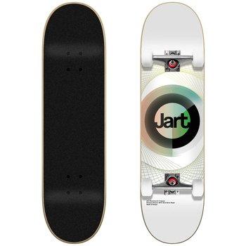Jart Jart Classic skateboard 31.6 white Spiral