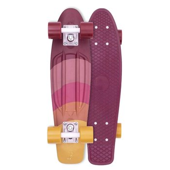 Penny Penny Board Classic Serie 22'' Rise Burgundy