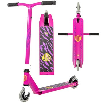 Grit Grit Atom Stuntstep Pink