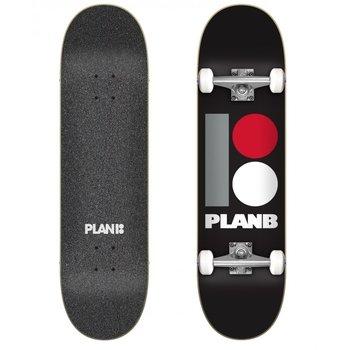 Plan B Plan B skateboard 8.0 Original Black