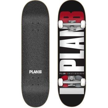 Plan B Plan B skateboard 8.0 Team Black