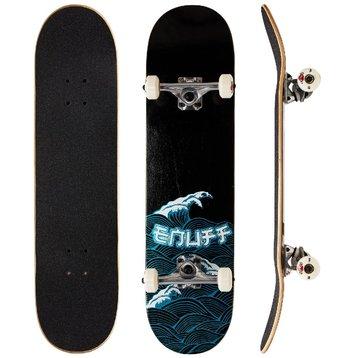 Enuff Enuff Skateboard 8.0 Big Wave Blue