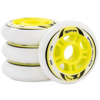 SFR SFR skatewielen 72 x 24 mm geel