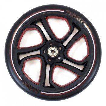 Frenzy Frenzy Step Wiel 250 mm zwart rood