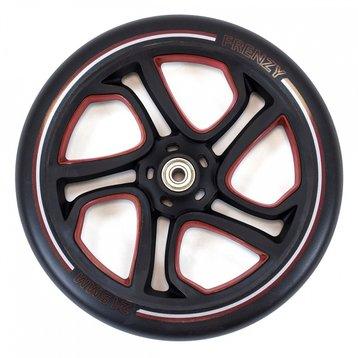 Frenzy Frenzy Step Wiel 215 mm zwart rood