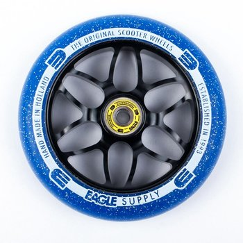 Eagle Supply Eagle Supply wheel 120mm Black blue