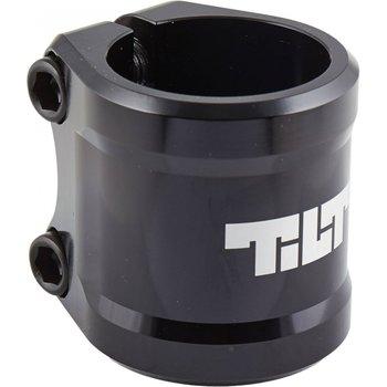 Tilt Tilt Arc Double Clamp black