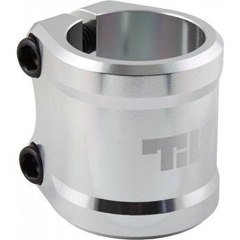 Tilt Tilt Arc Double Clamp Silver