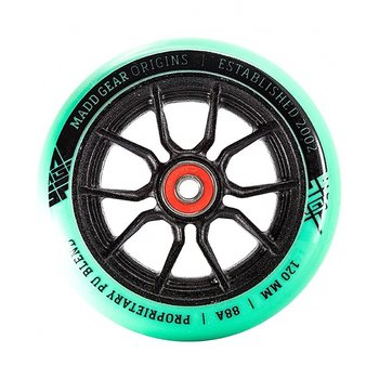 MGP MGP MFX Syndicate 120mm Wheel Mint set 2 stuks