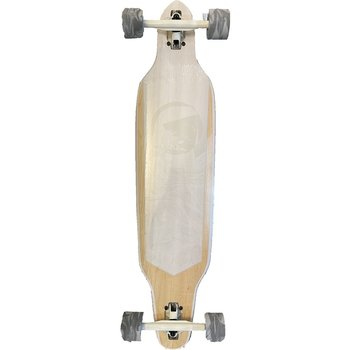 "Ram Ram longboard ""38 - Solitary Blanc de blanc"