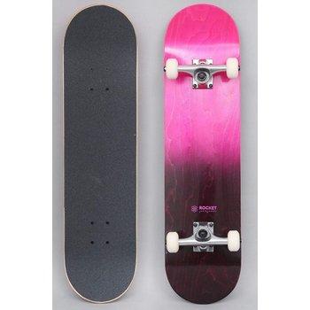 """Rocket Skateboards Rocket Skateboard - Double dipped purple 7.75"""""""