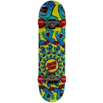 Santa Cruz Santa Cruz Mandala Hand Large Skateboard 8.25