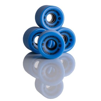 Waterborne Living water surfskate wheels blauw