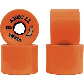 Abec 11 ABEC 11 Zigzag wielen 66mm orange