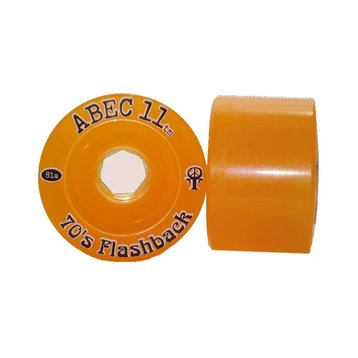 Abec 11 ABEC 11 Flasback wielen 70mm orange