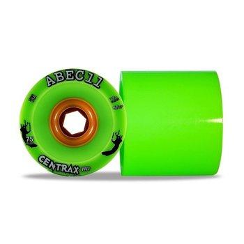 Abec 11 ABEC 11 Centrax HD 75mm wielen 74A Green