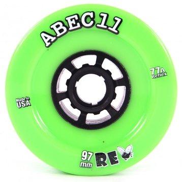 Abec 11 ABEC 11 Fefly wielen 97mm groen