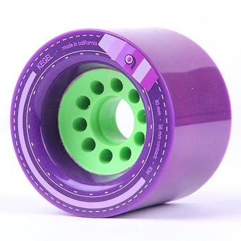 Orangatang Orangatang Kegel wielen 80mm Purple