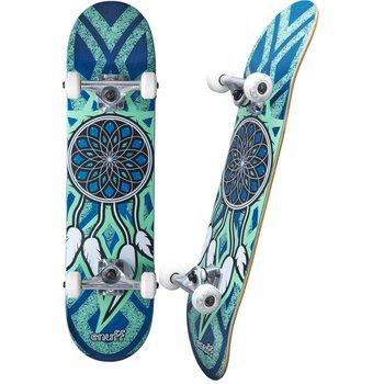 Enuff Enuff Dreamcatcher Blue teal skateboard