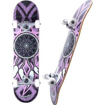 Enuff Enuff Dreamcatcher Grey/Pink skateboard