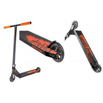 Addict Addict scooter defender MKII - Black/ Orange