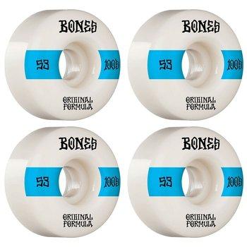 Bones Bones 100's V4 Skateboard Wielen 53mm
