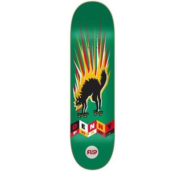 Flip Flip Denny Tin Toys -  Skateboard Deck 8.25