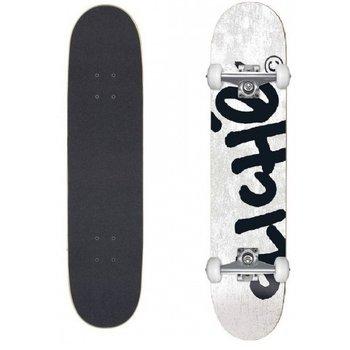 Cliche Cliche Handwritten First Push Skateboard 8.25