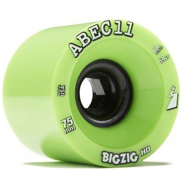 Abec 11 ABEC 11 Bigzig 80A 75mm Longboard Wielen